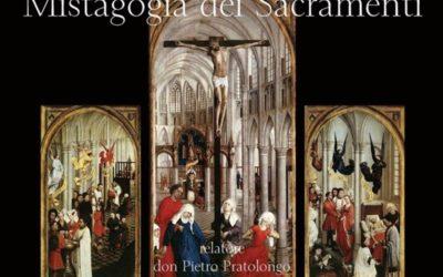 """Corso di """"Mistagogia dei Sacramenti"""""""